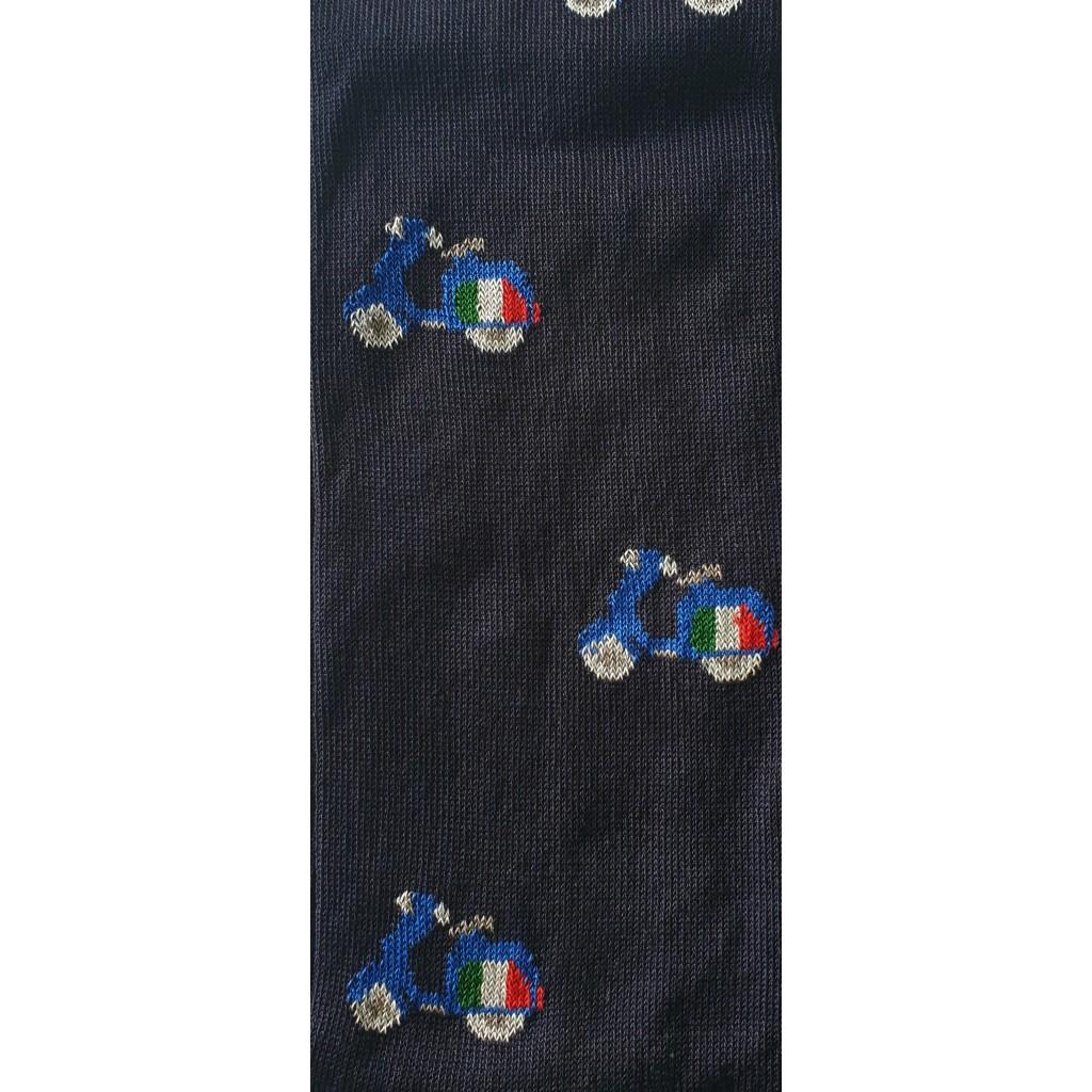 Men's sock long in Summer cotton