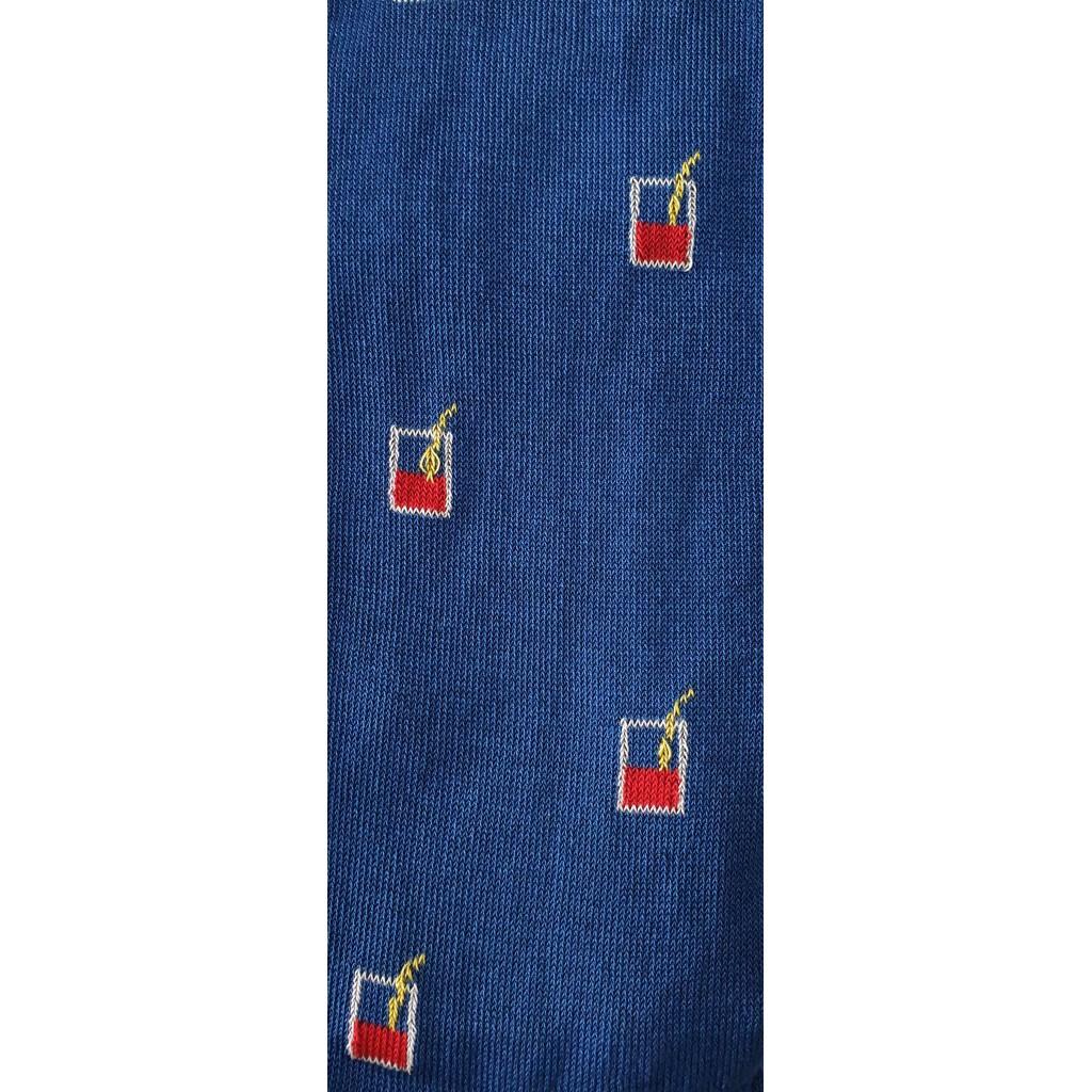 Men's sock  SHORT  in Summer cotton – ONE SIZE (39-46)