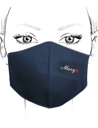"FASHION MASK UNISEX ""CUORE""..."